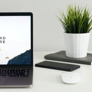 Die eigene Webseite erstellen